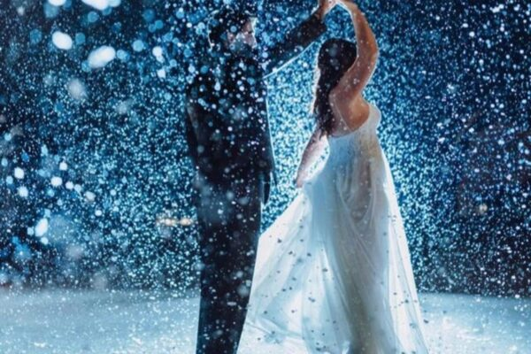 Winter Wonderland Bryllups Vals - WhiteWeddingDJ