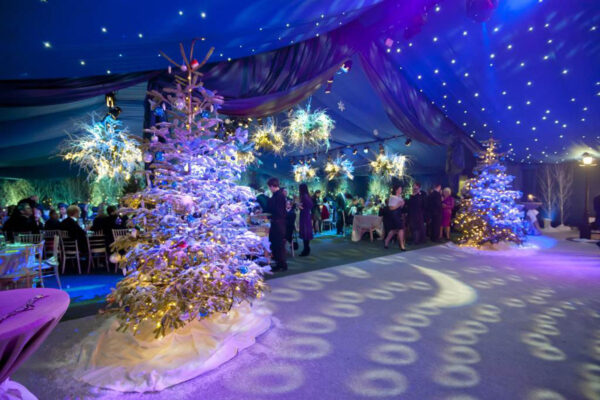 Winter Wonderland Julefrokost - WhiteWeddingDJ